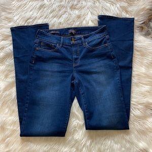 NYDJ Marilyn Straight Extra Long Jeans
